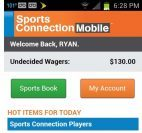 Stations betting app binary options 2021 strategy game