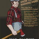 I'm Not a Lumberjack and I'm Not Really OK; Angry Gambler Strikes Back