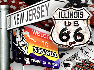 Online Gaming Could Hurt Nevada & NJ Casinos