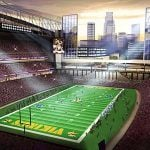 Electronic Gaming Funding a Failure for New Minnesota Vikings Stadium
