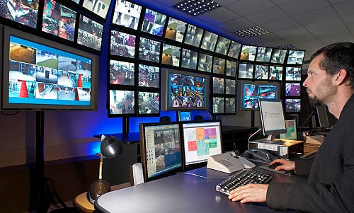 Casino surveillance operator training