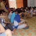 Cambodian Online Gambling Arrests as Police Storm Villas