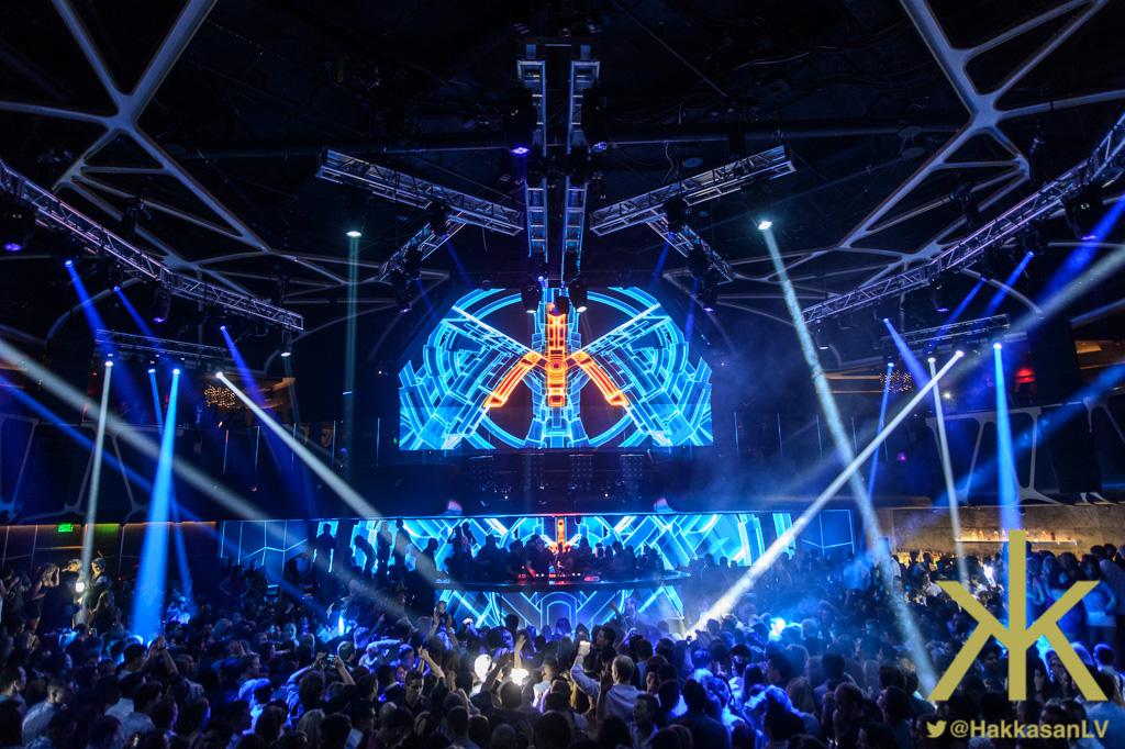 Nightlife, Not Gambling, to Revive Las Vegas