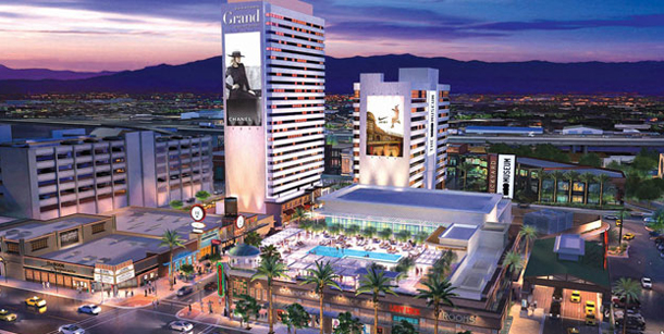 Downtown Las Vegas Gets a New Casino - The Grand Hotel & Casino