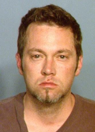 Benjamin Frazier, arrested at Drai's