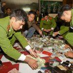 Illegal Vietnamese Gambling Den Leads to Hidden Man's Death
