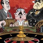 Casino Whales' Gambling Debt Paydowns Bode Well for Economic Recovery