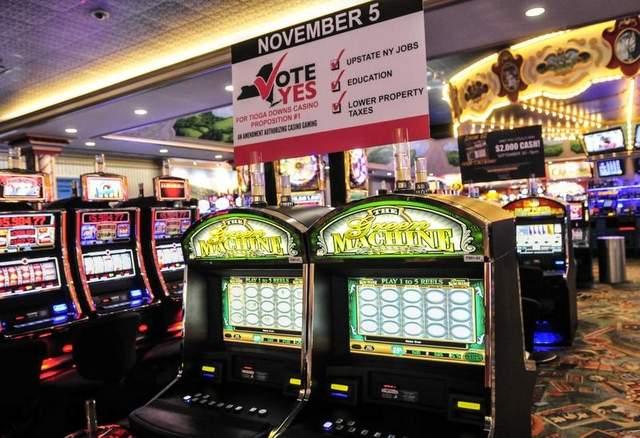 Nys casino referendum