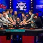 Farber and Riess Heads Up at WSOP 2013 Final Table