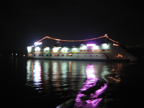 Goa floating casino in India