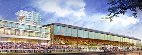Suffolks Down casino rendering