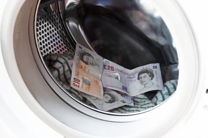 UK money laundering