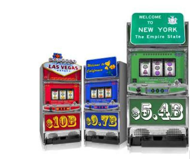 New York gambling legislation passes