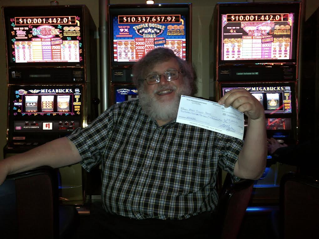Megabucks Slot Winners
