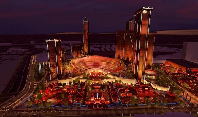 Las Vegas Strip Resort World Las Vegas