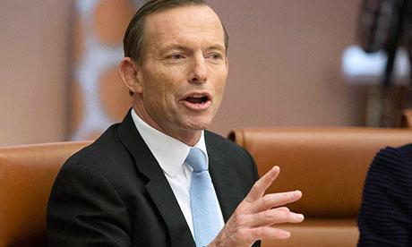 Prime Minister Tony Abbott gambling reform