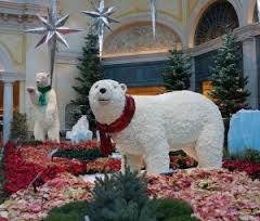 Las Vegas Christmas Bellagio