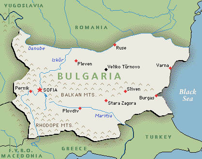 Bulgaria online gambling