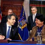 Oneidas and Cayugas Pass the Peace Pipe Over Casinos in New York State