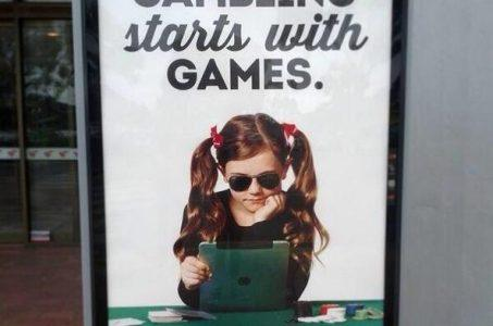 South Australian anti-gaming campaign