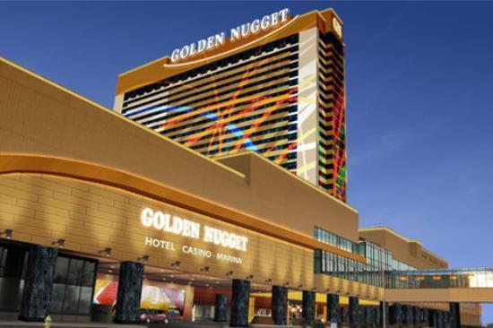 Golden Nugget Atlantic City New Jersey