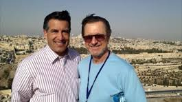 Israel Nevada Governor Brian Sandoval