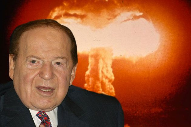 Sheldon Adelson American Gaming Association federal gamblng regulation