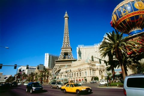 Las Vegas cab driver