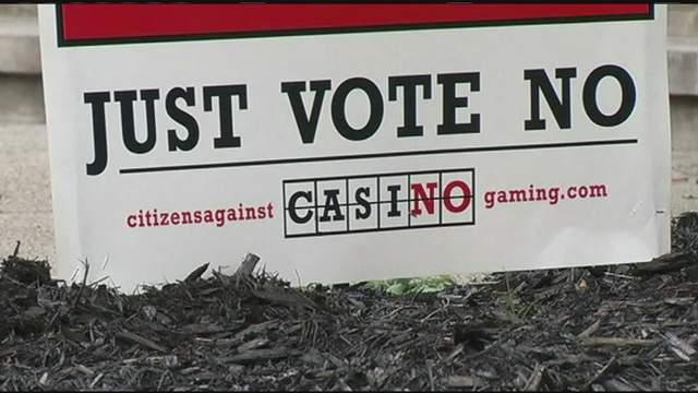 Massachusetts casinos anti-casino referendum
