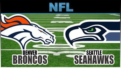 Super Bowl XLVIII Denver Broncos Seattle Seahawks prop bets