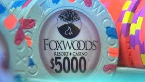 Foxwoods Fall River Massachusetts