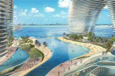 Resorts World Miami Genting Gulfstream racetrack Miami, Florida