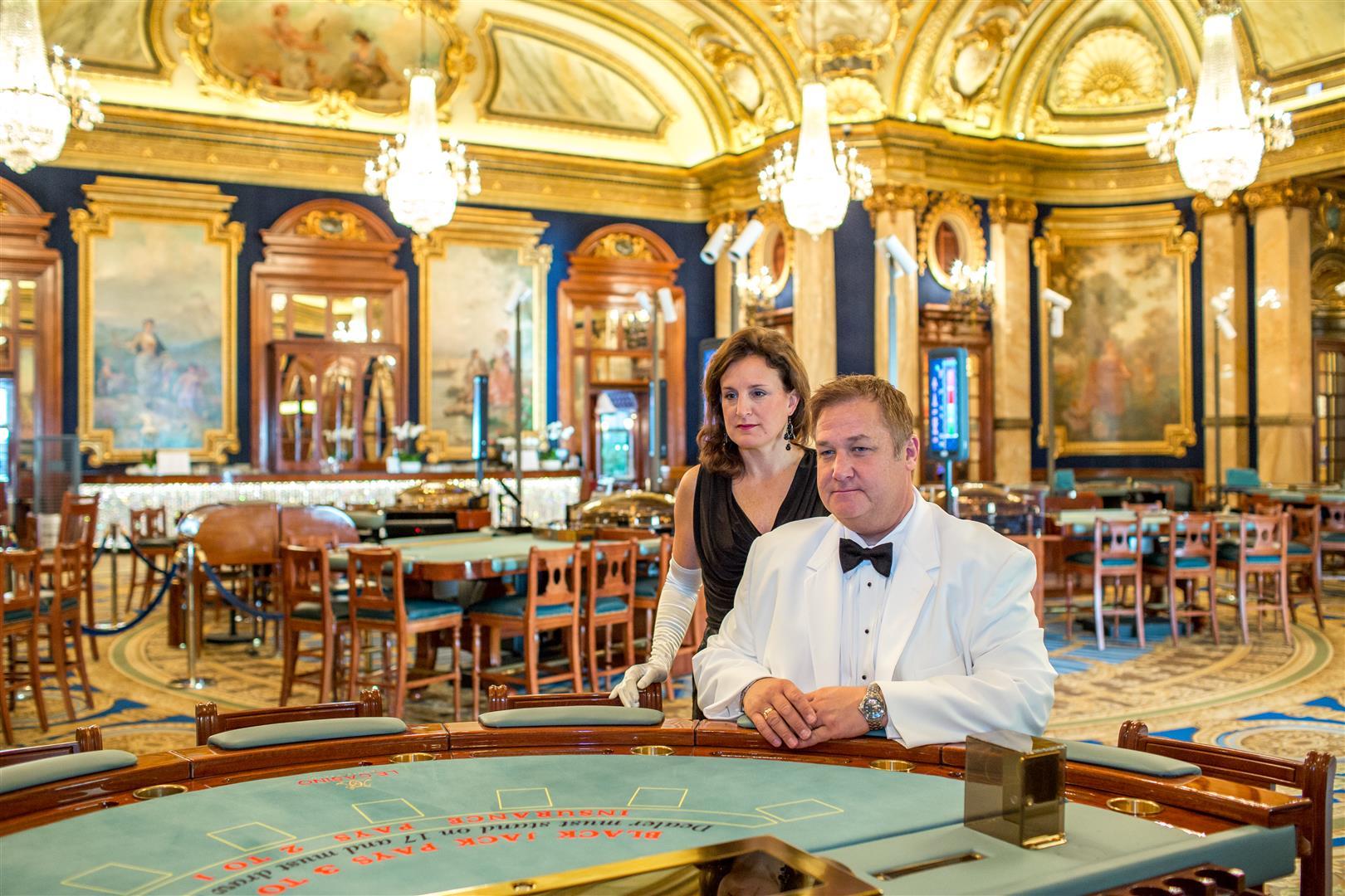 Bermuda casinos
