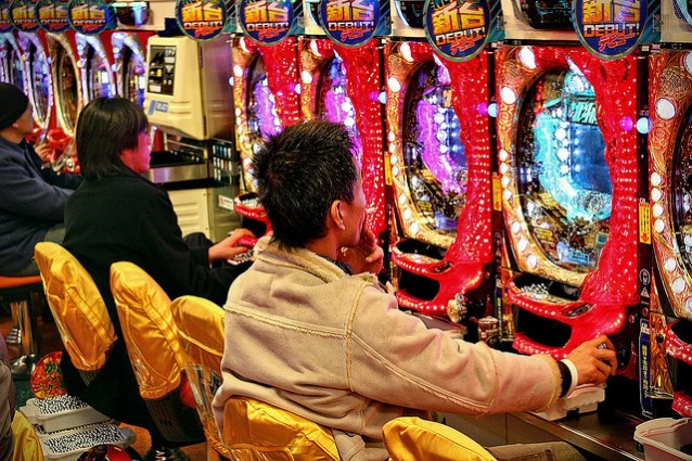 Osaka casino pachinko Wynn Caesars MGM