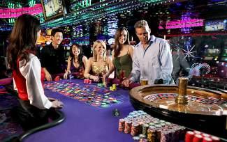 Las Vegas revenues 2013 November