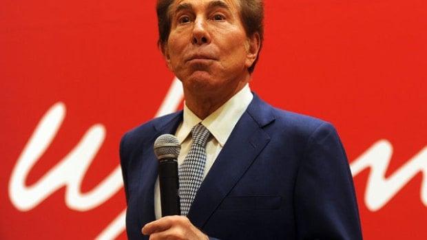 Steve Wynn Wynn Resorts Mohegan Sun Massachusetts Gaming Commission