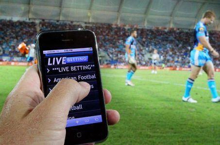 UK sports betting mobile gambling online gambling