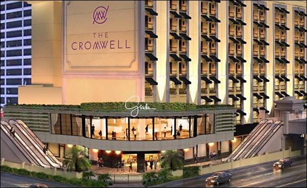 The Cromwell Caesars Entertainment
