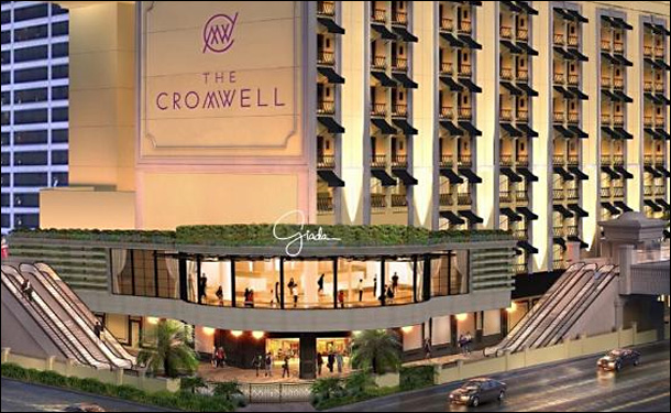 The Cromwell Caesars Entertainment