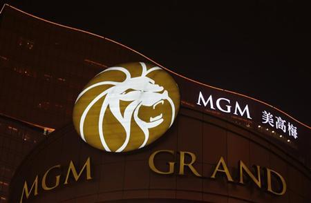 MGM Resorts International Las Vegas Strip Gambling revenues 2013