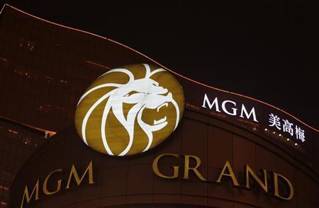 MGM Resorts International Las Vegas Strip Gambling revenues 2013
