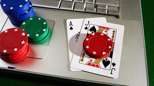 New Jersey online casinos Internet gambling revenue