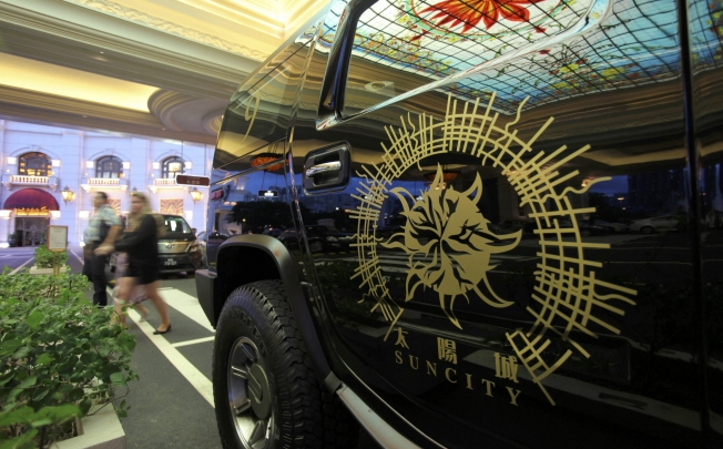 Macau casino operators junkets