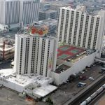 Las Vegas Wranglers Hockey Team to Ice Plaza Hotel Downtown