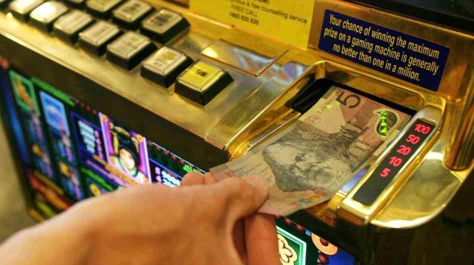 Australians pokies gambling
