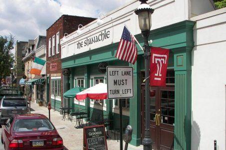 Pennsylvania bars and taverns small games of chance