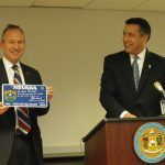 Nevada and Delaware Sign First Online Interstate Poker Compact