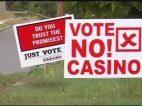 Massachusetts casino polls