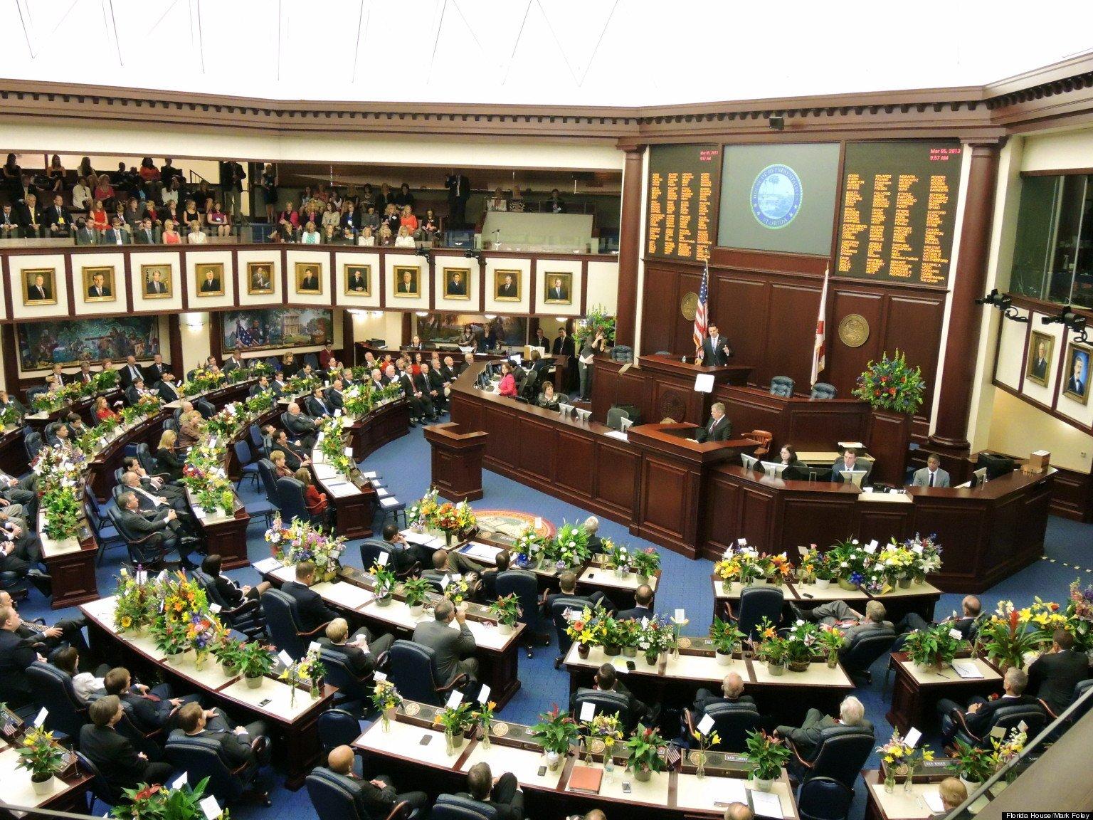 Florida House and Senate Florida gambling legislation
