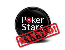 PokerStars Russia blacklist